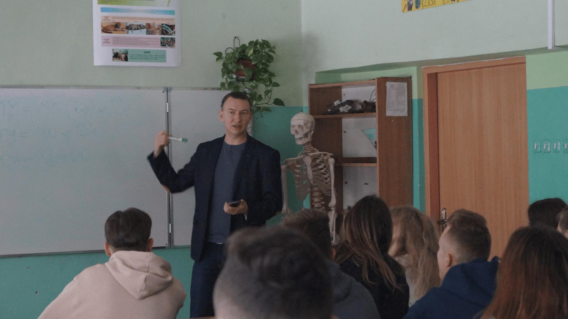 Warsztaty dietetyczne pod kierunkiem dietetyka klinicznego Piotra Pobłockiego
