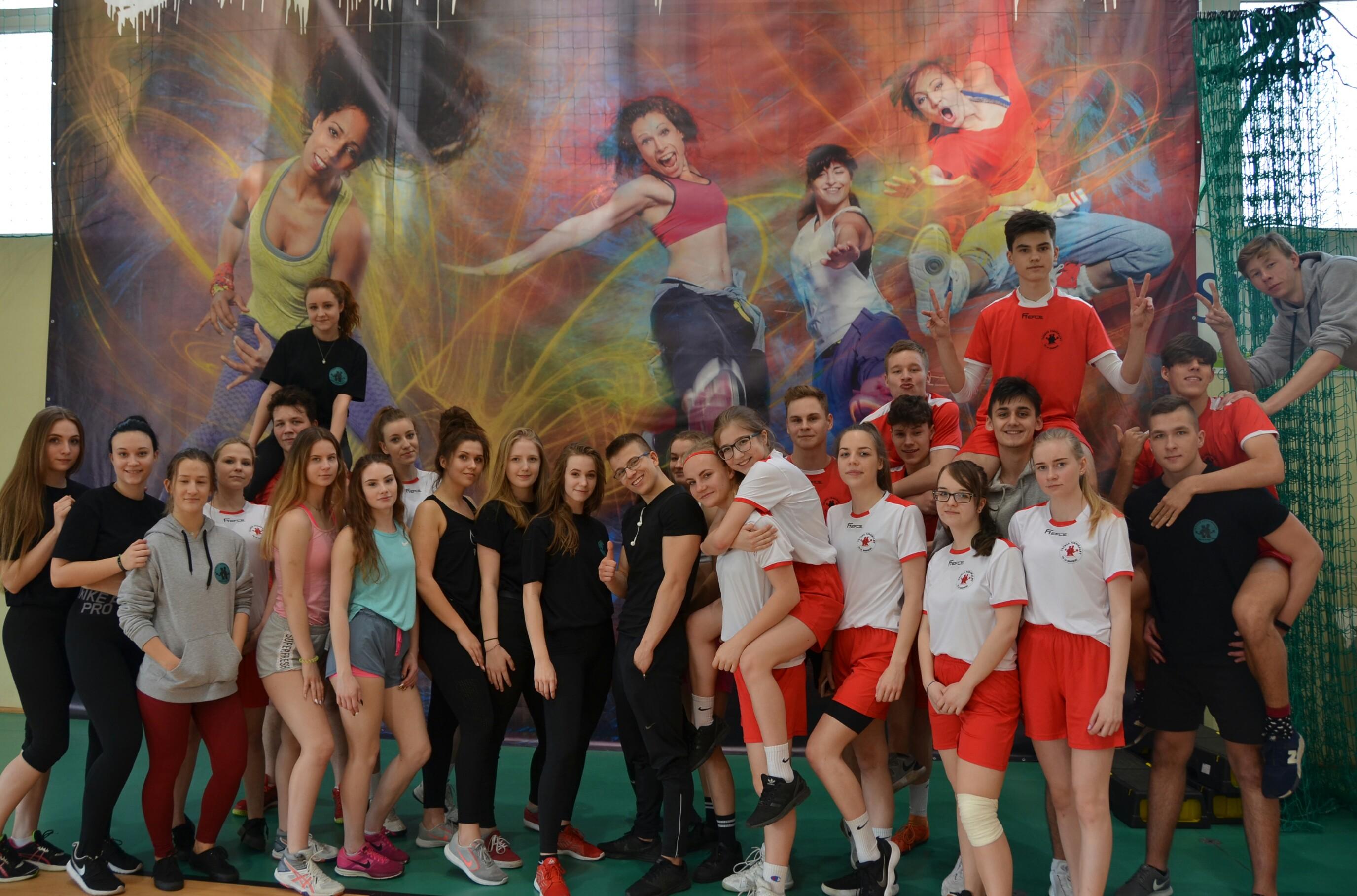 Uczniowie z klas trenera personalnego zapraszają do Baczyna.