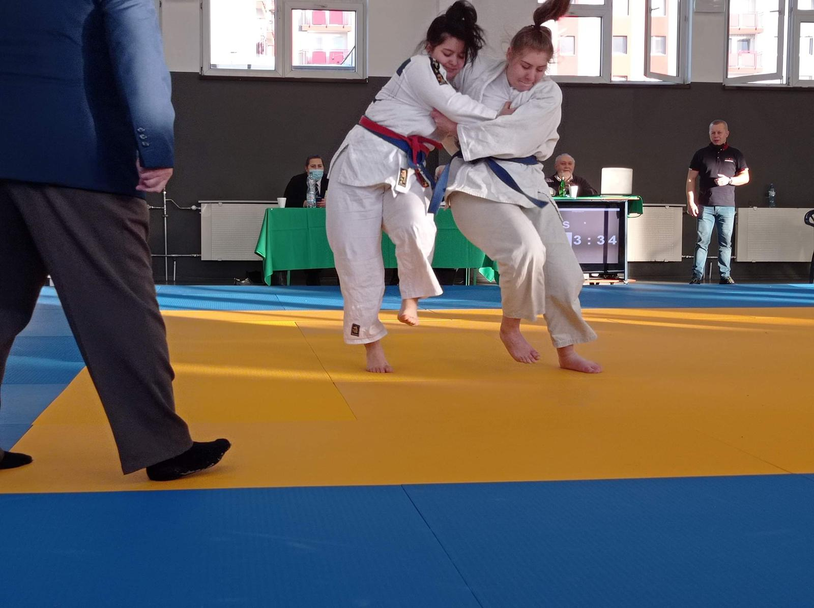 Kolejne osiągniecia w Judo
